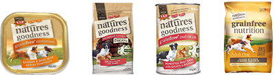 Natures Goodness Product Range