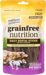 Daily Dental Sticks with Real Kangaroo (Medium-Large) 145g